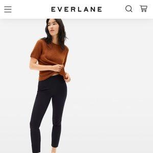 EVERLANE | Side Zip Pant in Black